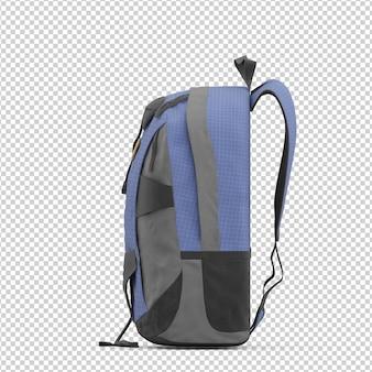 Izometryczny plecak