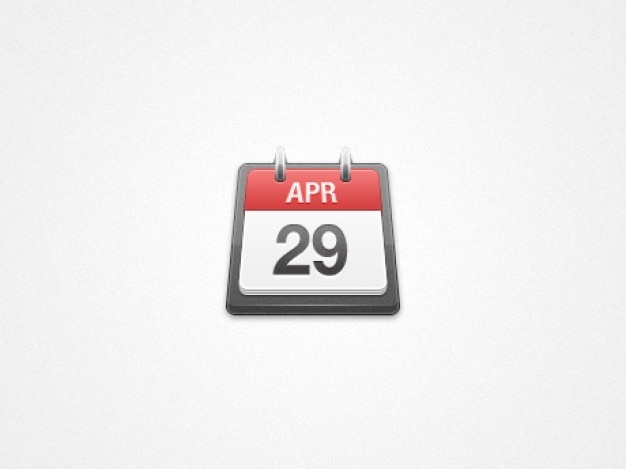 Kalendarz ikona