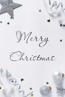 Kartka świąteczna makieta