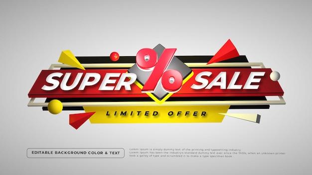 Kolorowa odznaka 3d super sprzedaży