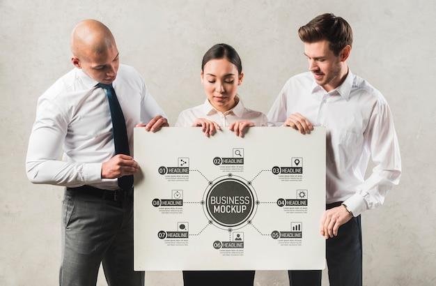 Koncepcja pracy zespołowej średniej wielkości