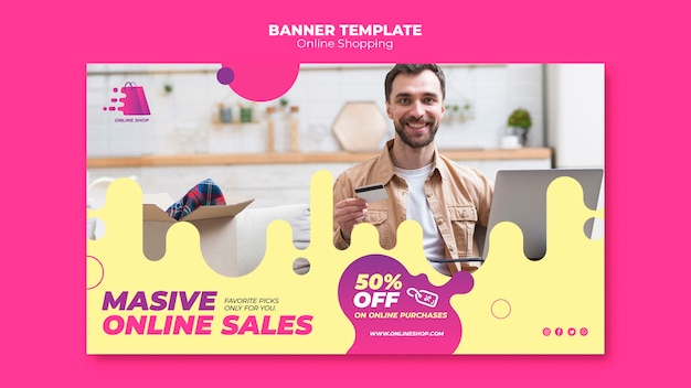 Koncepcja transparent zakupy online