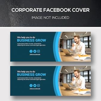 Korporacyjna pokrywa na facebooku
