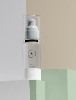 Kosmetyki do aranżacji makiety marki kosmetycznej