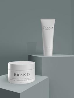 Kosmetyki nawilżające do pielęgnacji skóry
