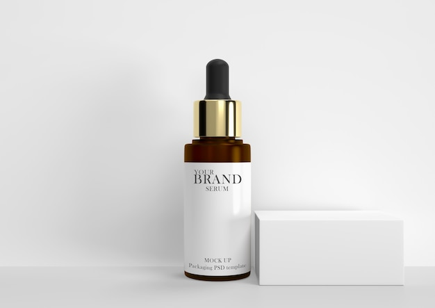 Kosmetyki nawilżające kosmetyki premium produkty premium psd.