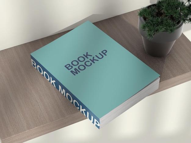 Książka makieta 1