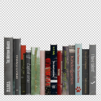 Książki izometryczne