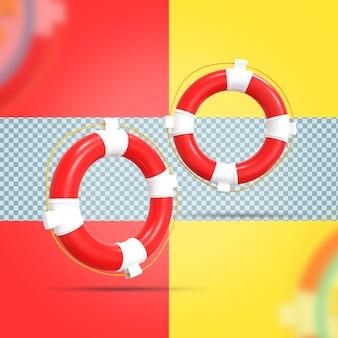 Letnie elementy w renderowaniu 3d
