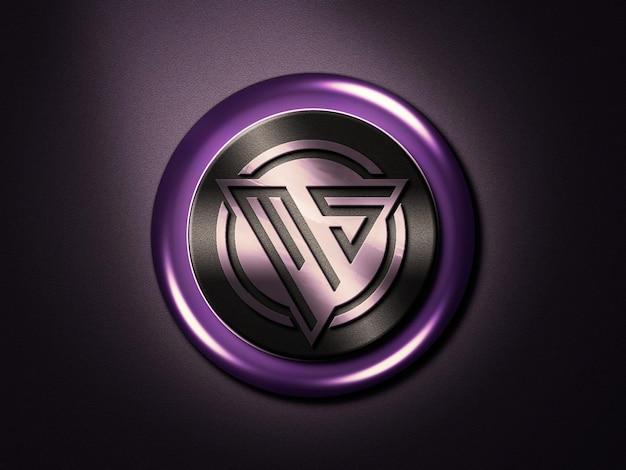 Logo 3d makieta