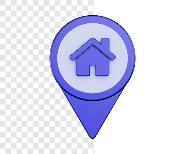 Lokalizacja docelowa 3d