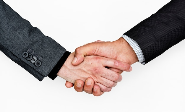 Ludzkie ręce handshake business corporate concept