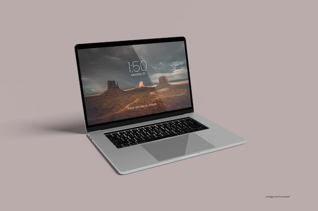 Macbook Pro Makieta Premium Psd