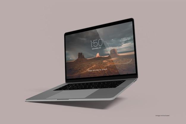 Macbook pro makieta