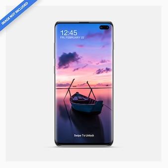 Makieta android smartphone