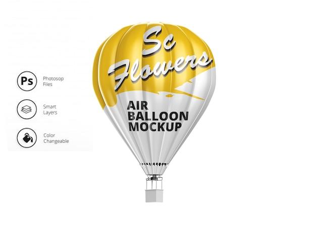 Makieta balonu