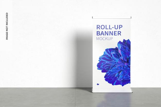 Makieta banera stojącego roll-up