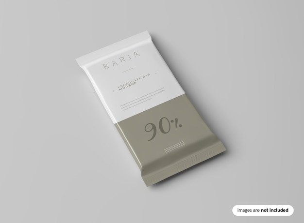 Makieta batonika czekoladowego