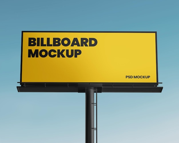 Makieta billboardu
