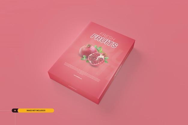 Makieta box oprogramowania / produktu