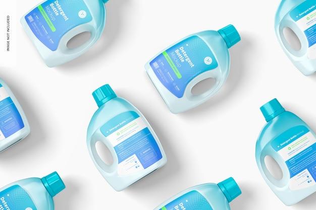 Makieta butelek z detergentem 69 uncji