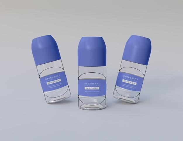 Makieta butelki dezodorantu