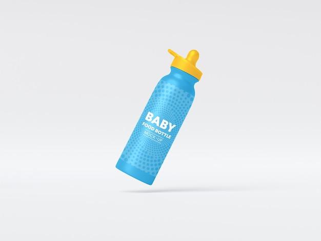 Makieta butelki do karmienia dziecka