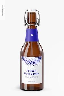 Makieta butelki piwa rzemieślniczego