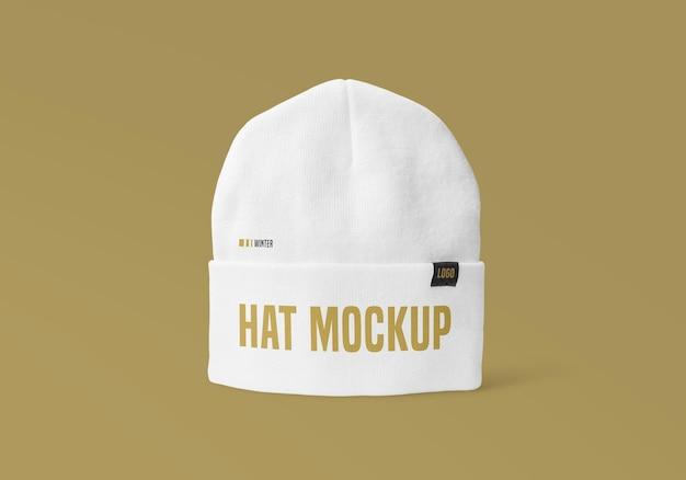Makieta czapki beanie
