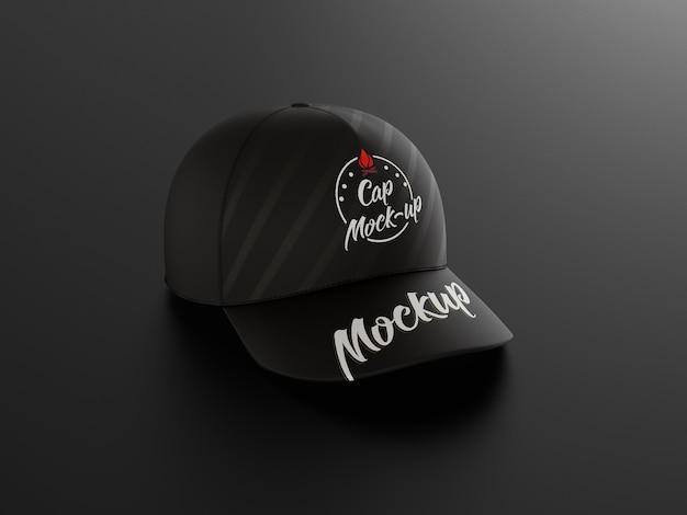 Makieta czapki typu snapback