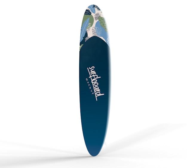 Makieta deski surfingowej