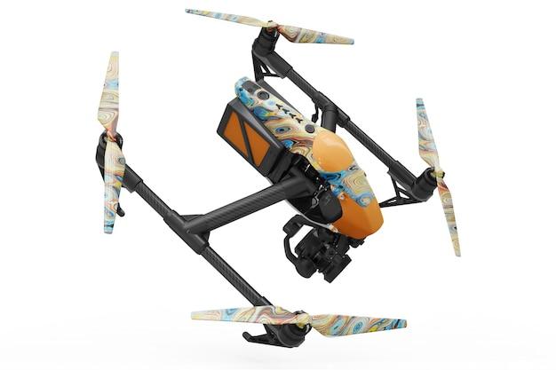 Makieta drone