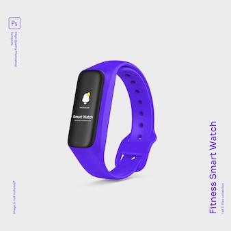 Makieta inteligentnego zegarka fitness