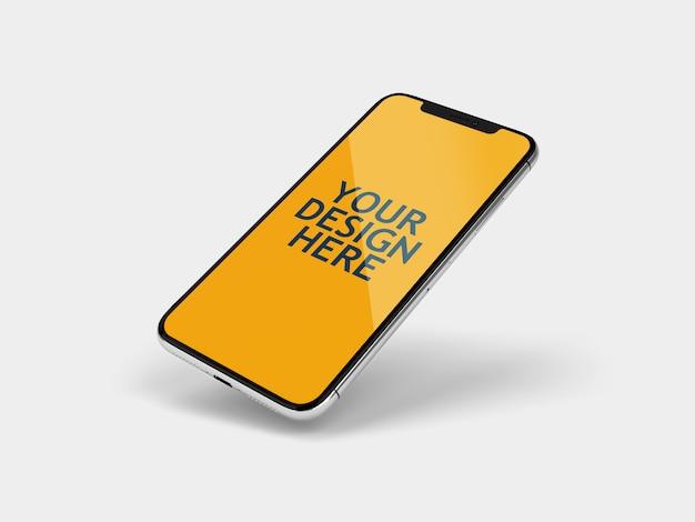 Makieta iphone x