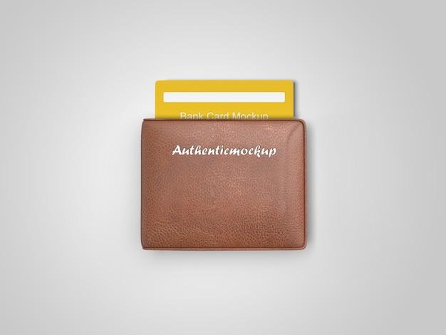 Makieta karty bankowej