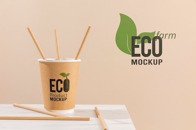 Makieta koncepcji przyjaznej dla środowiska