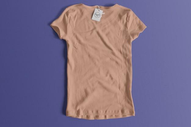 Makieta koszulki chromatees