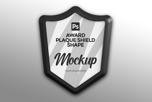 Makieta kształtu tarczy z tablicą nagród