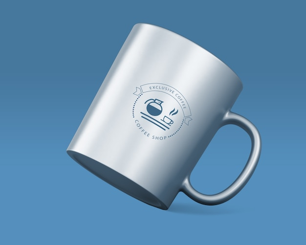Makieta kubek kawy