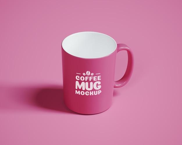Makieta kubka kawy