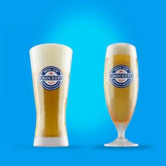 Makieta kubka piwa