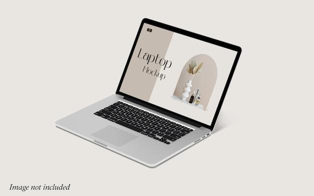 Makieta laptopa premium psd