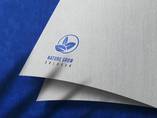 Makieta logo