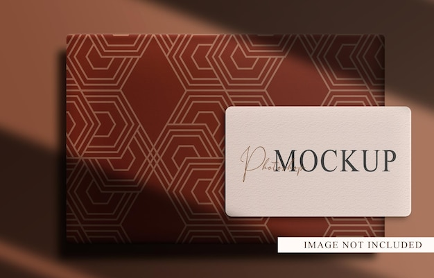 Makieta luksusowych pudeł