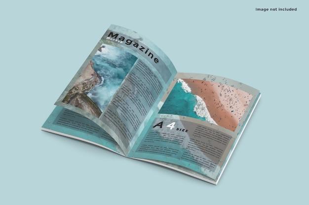 Makieta magazynu a4