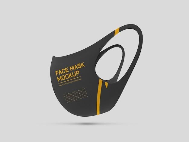 Makieta maski na twarz