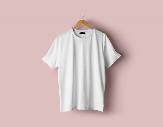 Makieta męskiej koszulki