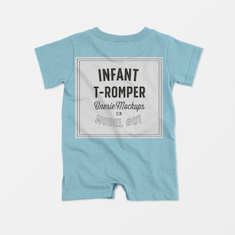 Makieta niemowlęca t-romper