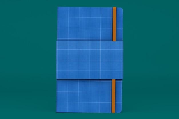 Makieta notatnika
