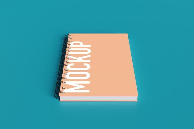 Makieta notesu dla twórcy sceny